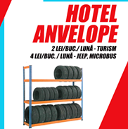 Hotel Anvelope